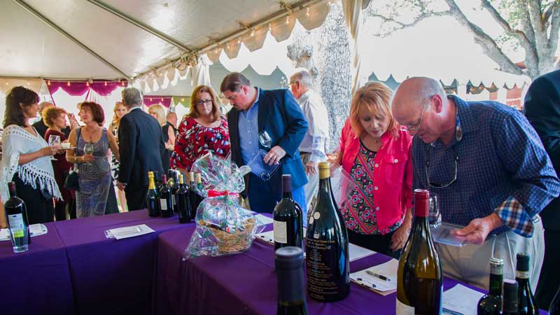 2019 Lake County Wine Auction At Chacewater · The Lake