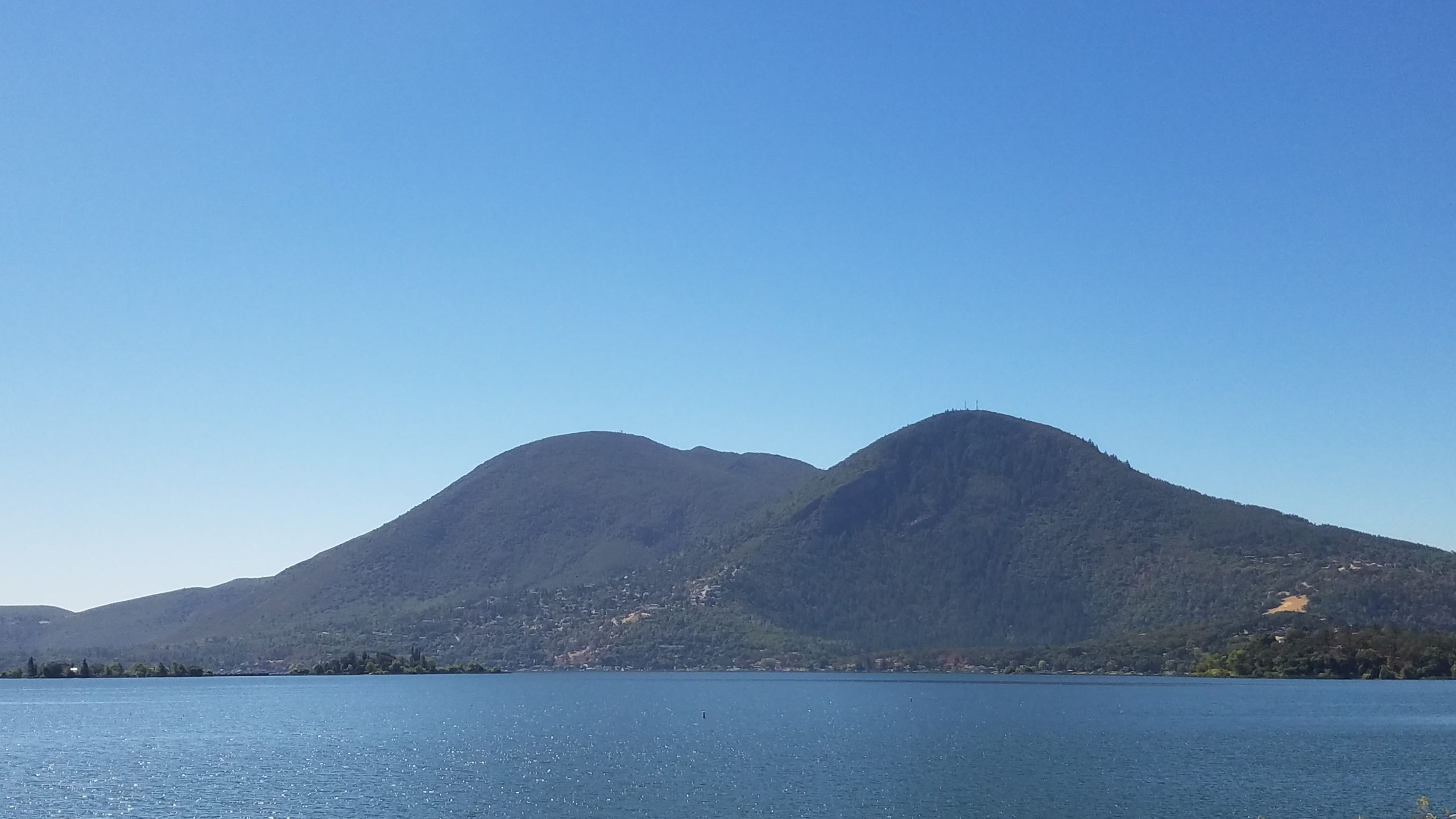 Konocti From Clearlake