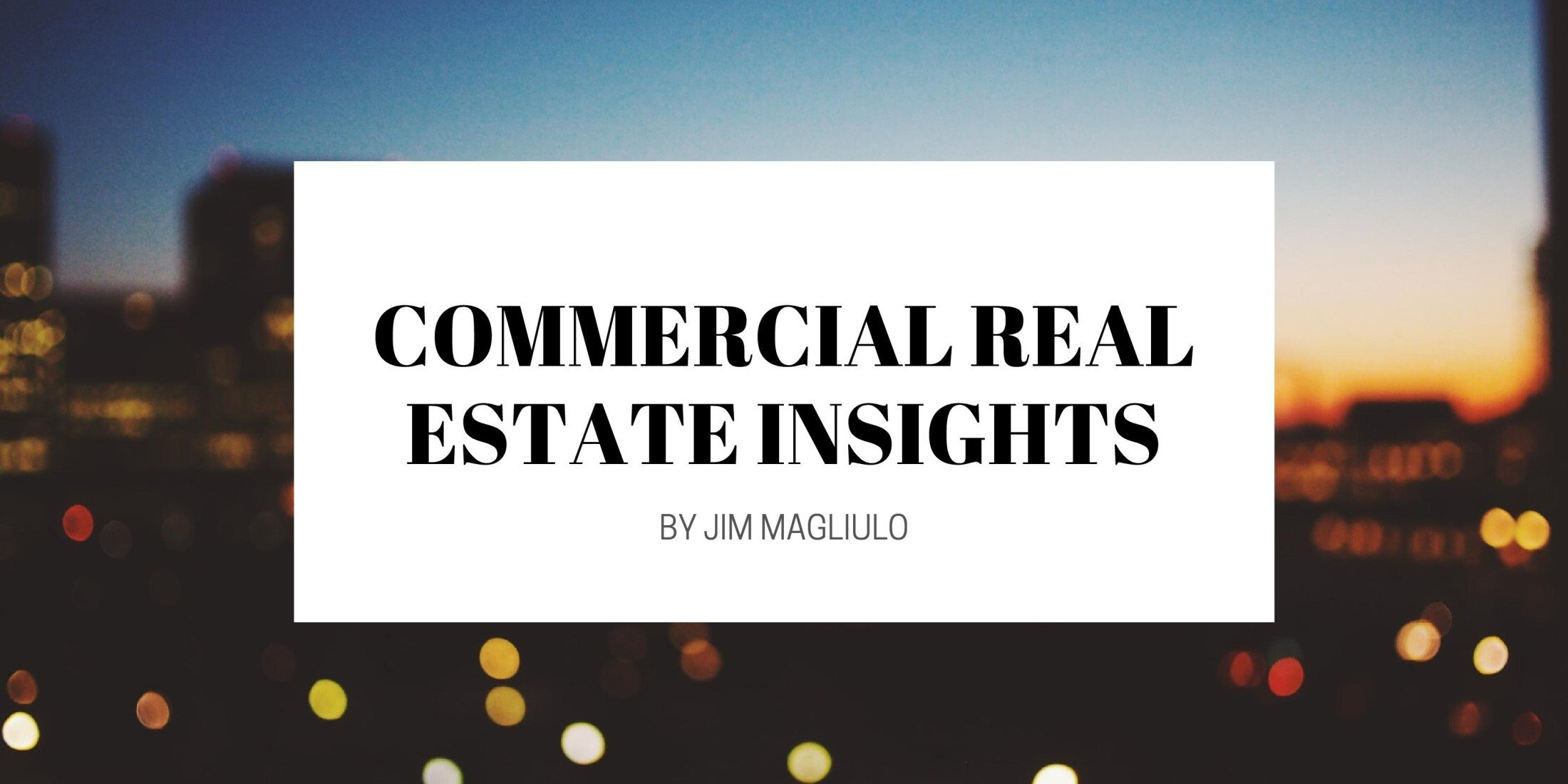 COMMERCIAL REAL ESTATE INSIGHTS-page-001